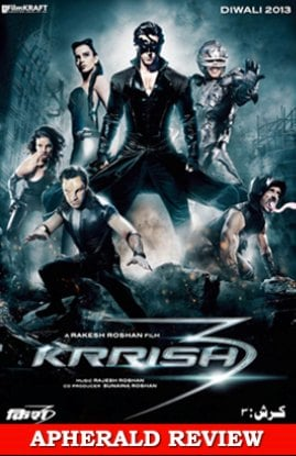 Krrish 3 Review, Rating