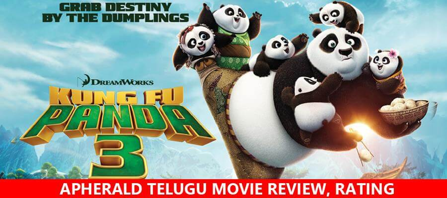Kung Fu Panda 3 Movie Review, Rating