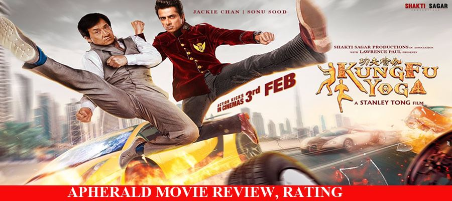 Kung Fu Yoga Movie Review, Rating