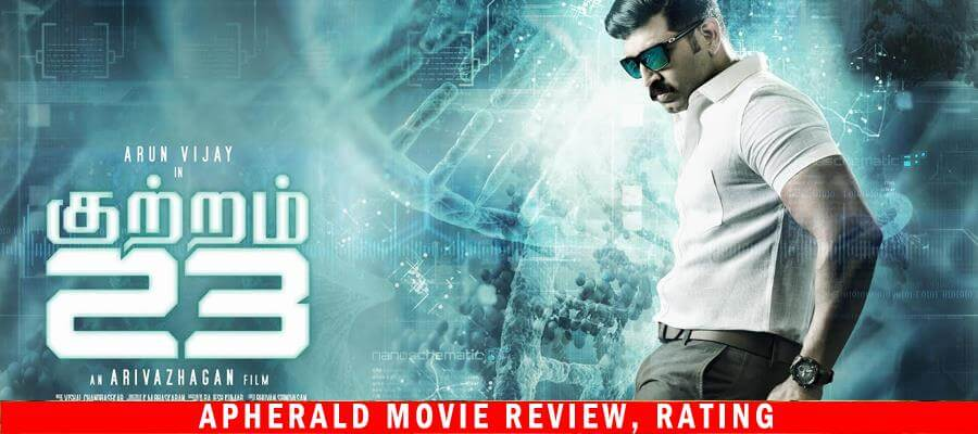 Kuttram 23 Tamil Review, Rating