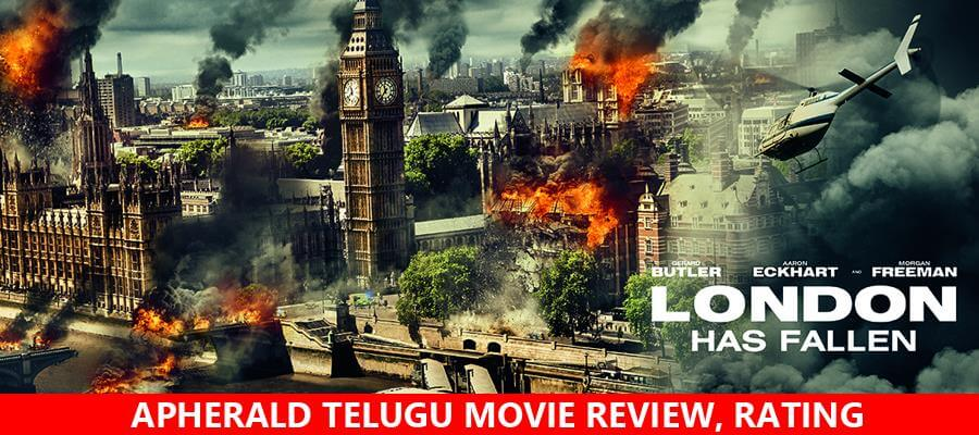 London Has Fallen Movie Review, Rating