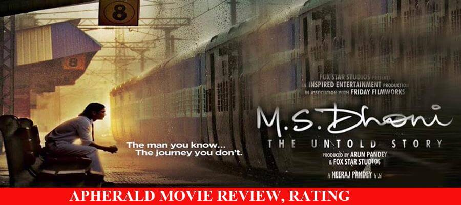 M.S. Dhoni: The Untold Story Movie Review, Rating