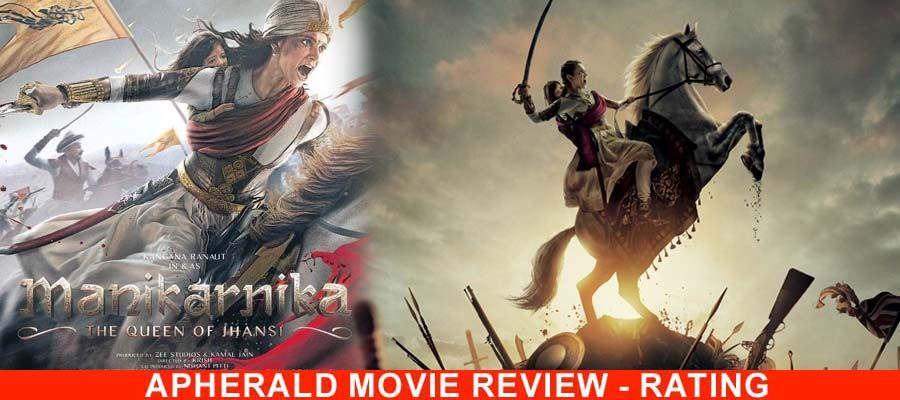 Manikarnika - Queen of Jhansi Movie Review, Rating