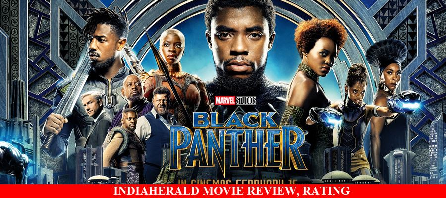 Marvel's Black Panther Movie Review, Rating