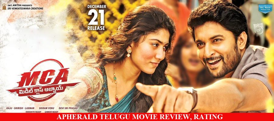 Middle Class Abbayi (MCA) Telugu Movie Review, Rating