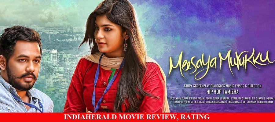 Meesaya Muruku Tamil Movie Review, Rating