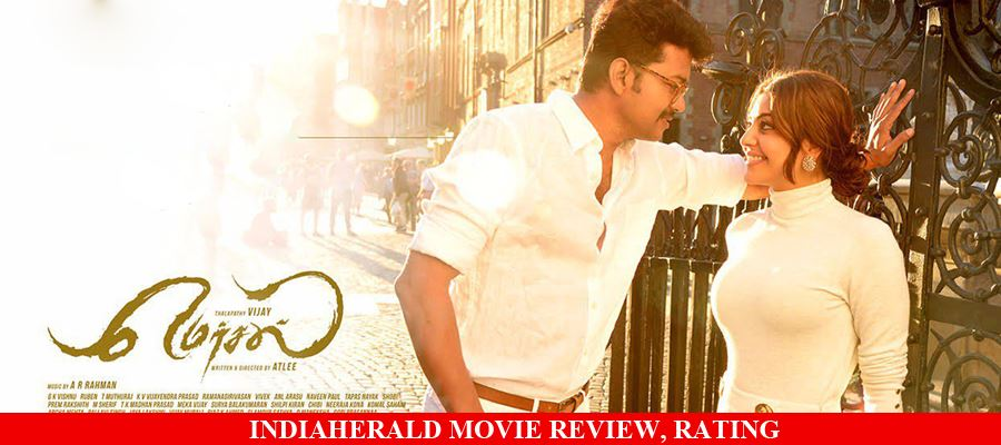 Mersal Tamil Movie Review, Rating