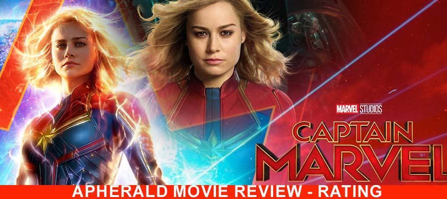 Captain Marvel Movie Review, Rating