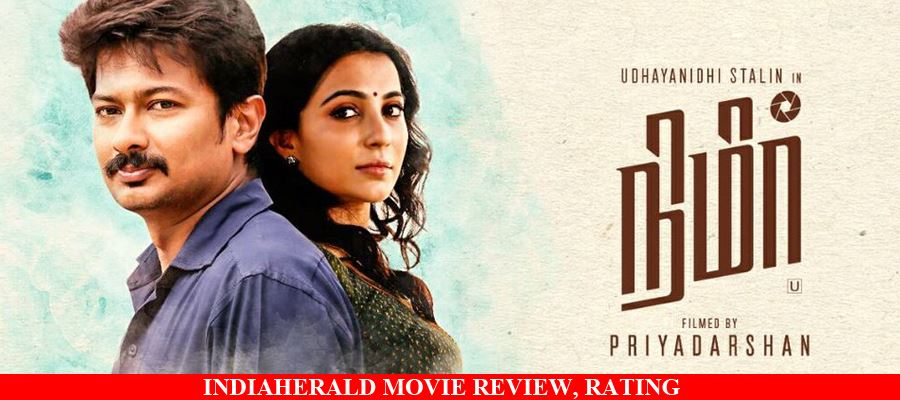 Nimir Tamil Movie Review, Rating