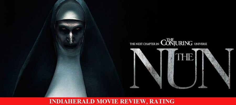 The Nun (2018) Movie Review, Rating