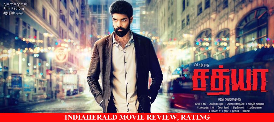 Sathya Tamil Movie Review, Rating - FIRST ON NET