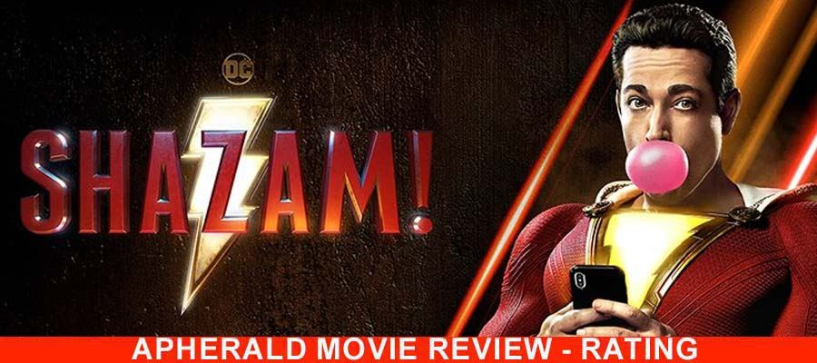 Shazam Movie Review, Rating