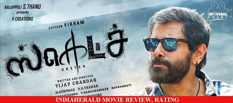 Sketch Tamil Movie Review, Rating