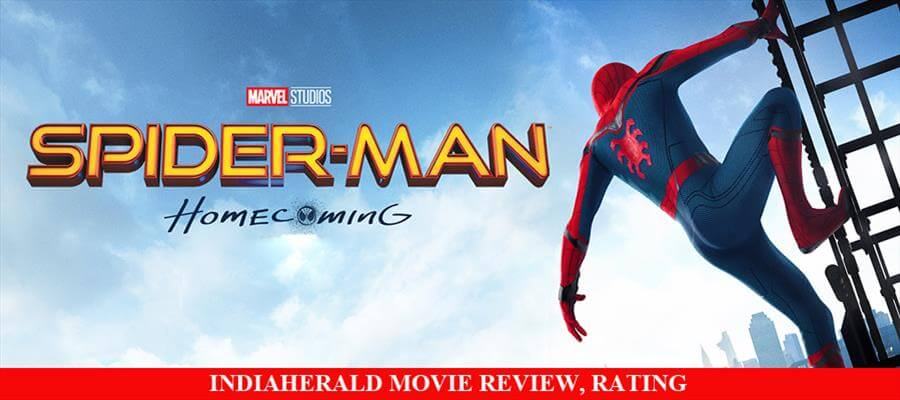 FIRST ON NET: EXCLUSIVE - SPIDER-MAN: HOMECOMING REVIEW