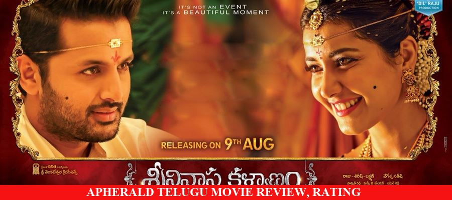 Srinivasa Kalyanam Telugu Movie Review, Rating
