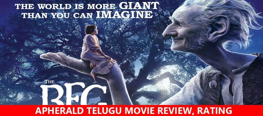 The BFG Movie Review, Rating