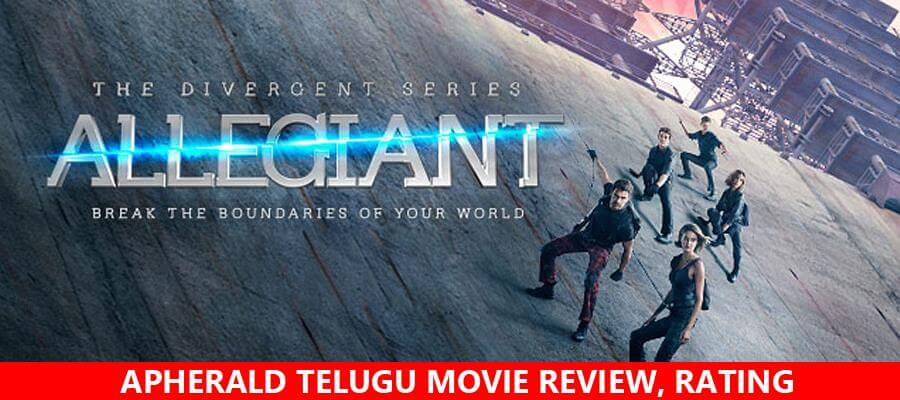 The Divergent Series: Allegiant Movie Review, Rating