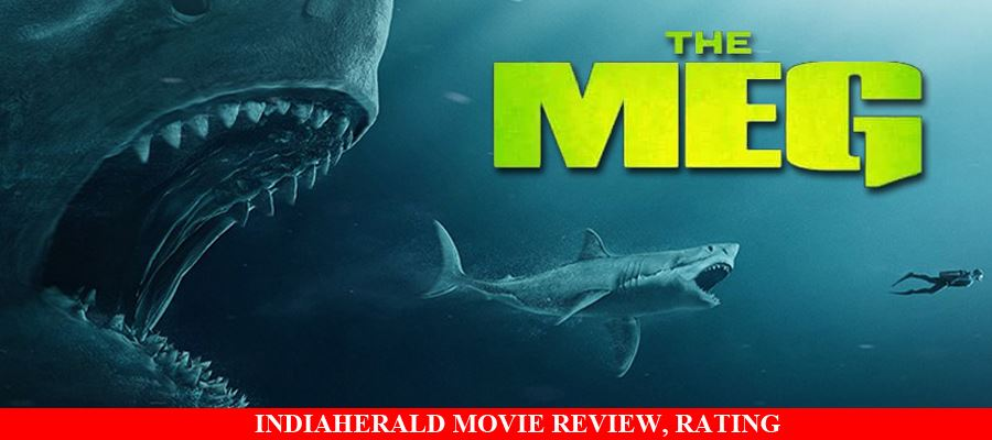 The Meg (2018) English Movie Review, Rating