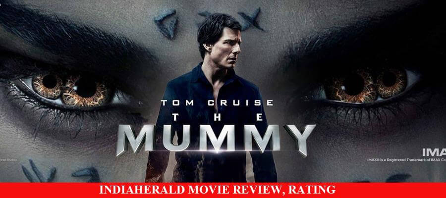 The Mummy (2017) Movie Review, Rating