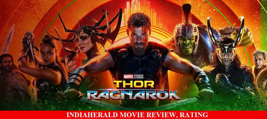 Thor: Ragnarok - Movie Review, Rating