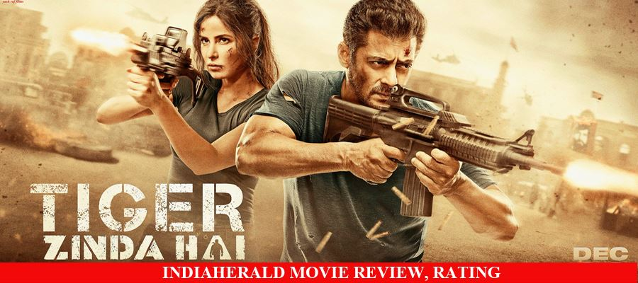 EXCLUSIVE: FIRST ON NET - Tiger Zinda Hai Hindi Movie Review, Rating