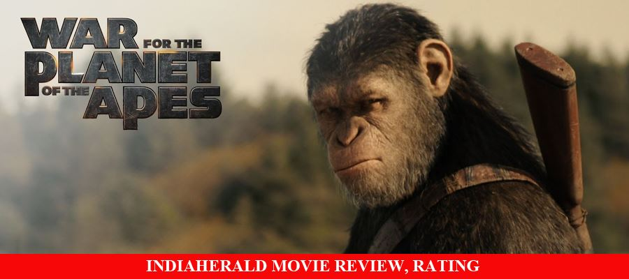 War for the Planet of the Apes Movie Review, Rating