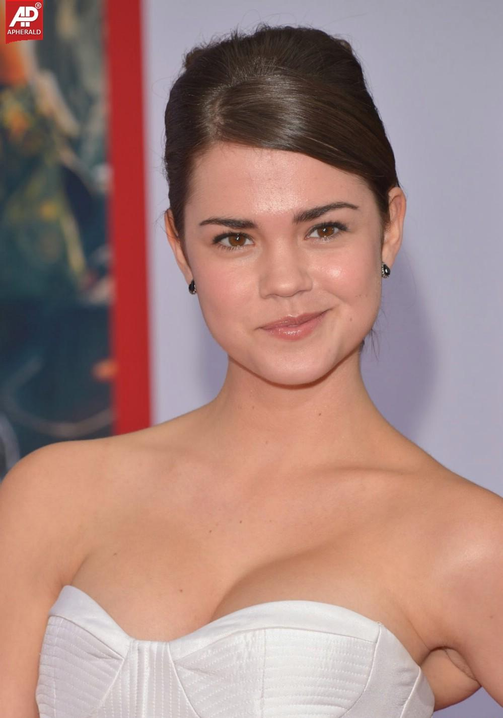 maia-mitchell-hot