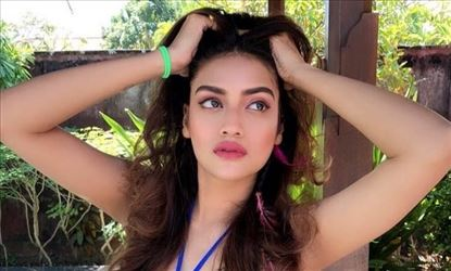 Nusrat Chirps Latest Hot Photoshoot Stills