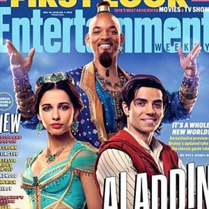 Aladdin Official Trailer