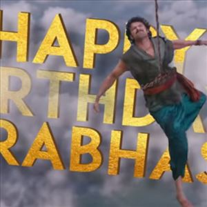 Baahubali Mashup - Prabhas Birthday Special Video