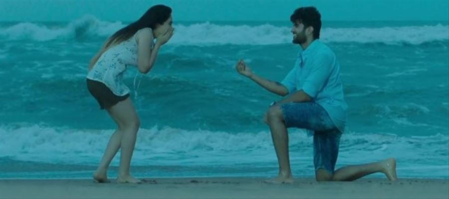 Vijay Devarakonda - Nee Venakale Nadichi Music Video Song