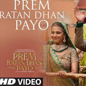 PREM RATAN DHAN PAYO' Title Song (Full VIDEO)
