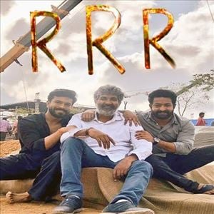 RRR Shooting Starts Latest Video