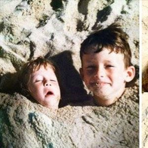 Before And After: 30 Hilarious Childhood Photos
