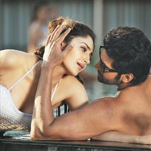 Check Out The Brand New Stills from Ghajinikanth Movie