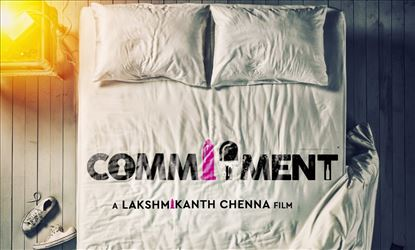 Commitment Movie Pre Look Poster