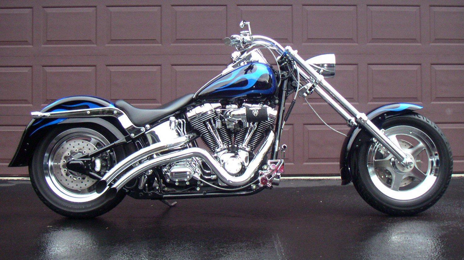 Harley Davidson Movie: Harley Davidson Chopper HD Wallpapers