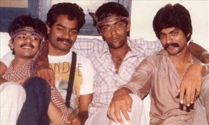 Jagapati Babu Family Unseen Collection