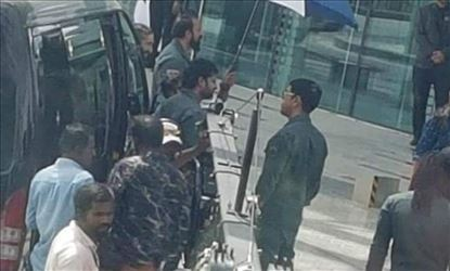 Latest LEAKED Stills from Saaho Shooting Spot