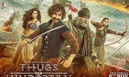 Latest Posters & Stills of Thugs Of Hindostan