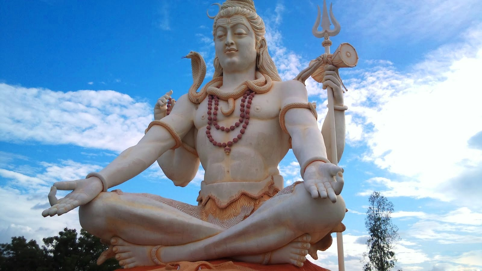 Lord Shiva Wallpapers in HD