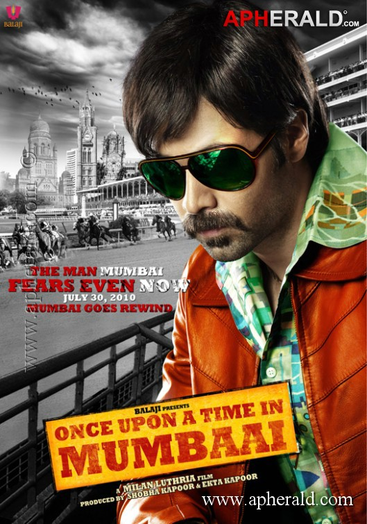 Download Once Upon A Time In Mumbaai Songs In