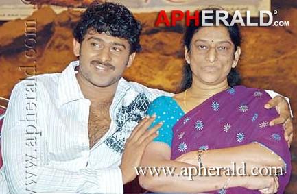 Prabhas Family Photos