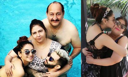 Ragini Dwivedi Enjoys Her Vacation In Goa With Her Family