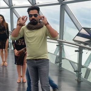 Recent pictures of STR from the Shooting Spot in Georgia