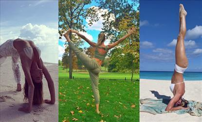 Times Celebrities Showed Off Their Yoga Skills On Instagram