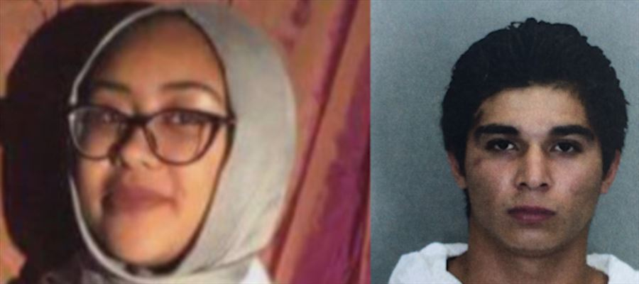 Muslim girl murdered after returning from US Mosque