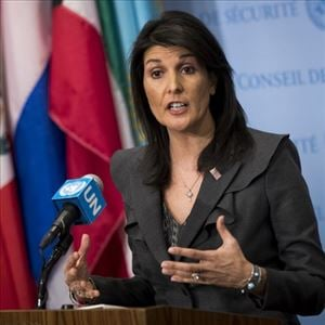 Will Nikki Haley become Secretary for state in 2020 and President in 2024?