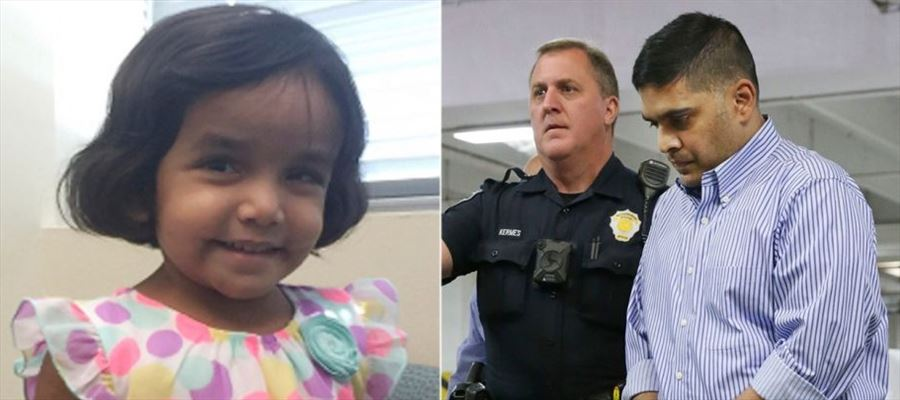 Adopted 3 year girl found dead in ditch with injuries