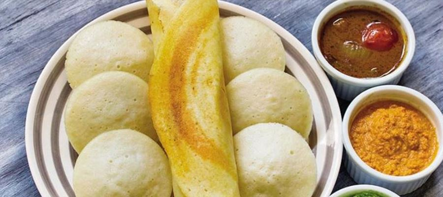 Do you know top Idli ordering Cities outside India?